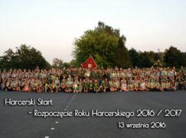 Harcerski Start 2016/2017
